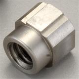 6061 анодированная алюминием автозапчасти CNC точности частей металла отделки подвергая механической обработке