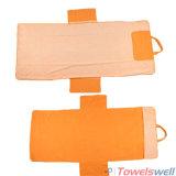 휴대용 면 Microfiber 라운지용 의자 수건
