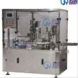 Glass Vial Filling Capping Labeling Line를 가진 자동적인 Ultrasonic Washing Machine