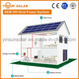 5000W off-grid é o fornecimento do sistema de energia solar para a Ilha do Plateau e uma área montanhosa Remoto