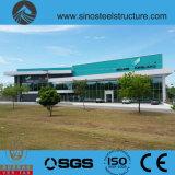 Сборные стальные конструкции склада (TRD-002)
