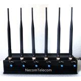 Blocker-Hemmer des Signal-6antennas für Mobiltelefone, Wi-Fi/Bluetooth, Lojack/GPS Gleichlauf-System