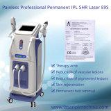O IPL Elight & interruptor Q ND YAG Laser máquina para remoção de tatuagens