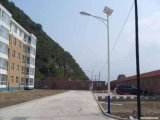 10m 80W 옥외 점화를 위한 태양 도로 빛