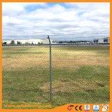 電流を通されたチェーン・リンクの鋼鉄金属の防御フェンス
