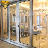 二重ガラスガラスが付いているアルミニウム防音のドア