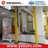 Stahlkonstruktion-Puder-Beschichtung-Zeile installiert in Tschechische Republik