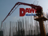 29m 33m 3 brazos la colocación de hormigón hidráulico brazo Distribuidor con columnas tubulares
