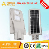 One Integrated Solar Street Light에 있는 새로운 Arrival Easy Installation 40W LED All
