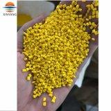 Masterbatch de moldeo por inyección de color amarillo para