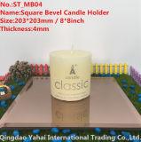 4mmブラウンBevel Glass Holder