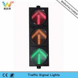 Semaforo di traversata della freccia LED della strada di prezzi di fabbrica 300mm