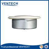 Diffuseur d'alimentation en air à soupape à disques métalliques pour usage de ventilation