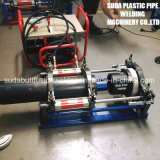 Machine de soudure en plastique de pipe de HDPE de Sud160h (50mm-160mm)
