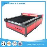 La fabricación de paño utilizado cortadora y grabadora láser de CO2