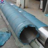 Tubulação sem emenda de aço inoxidável