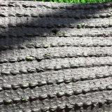 装飾のための人工的な草のカーペットを美化する28mmの高さ18900の密度Leou10