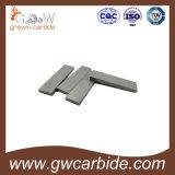 Прокладки/штанги/плиты карбида вольфрама K20 для частей износа