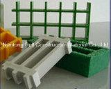 Огнезащитная решетка FRP/GRP, отлитая в форму решетка, решетка Pultruded