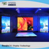 P4 SMD Publicité intérieure pleine couleur écran LED RVB pour installation fixe