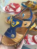 De Inventaris van Sandals van de Kinderen van de Voorraad van Sandals van kinderen
