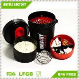 BPA livram o frasco do abanador de Ftness da ginástica