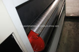 Высокая скорость печати Flexo гофрированный картон совмещая машины со штампом резки
