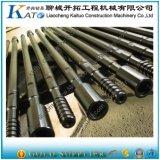 T45 (1800mm 3050mm 3660mm 4270mm) de filetage des outils de forage de fondation de vitesse de la tige de forage