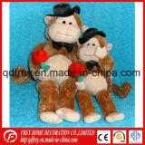 아기 선물을%s 최신 판매 견면 벨벳 원숭이 장난감