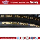 Hydraulischer Hochdruckschlauch für Hammer-Unterbrecher-Reparatur-Installationssatz, nahtloses Stahlrohr, Massen-Stangenbohrer, Schnellkuppler, hydraulischer Unterbrecher, Schwingung-Trennmaschine-Hammer-Bohrgerät-Schlauch