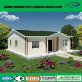 Chambre préfabriquée de conteneur de construction de coût bas de l'Afrique/cabine préfabriquée de Porta
