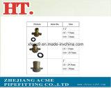 Ajustage de précision de pipe en laiton de Dzr avec la rondelle