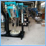 Máquina de vidro de isolamento usada vidro de isolamento da selagem da extrusora do silicone