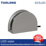LEDの窓辺ライトLED壁ライト12W DMX512 RGB LED