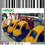 Einkaufszentrum-Kind-Einkaufswagen für Supermarkt