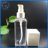Bottiglia quadrata dell'estetica dell'animale domestico di imballaggio di plastica del rifornimento della fabbrica