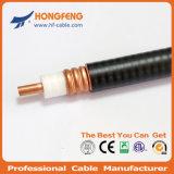 7/8 'Corrugado RF Leaky Feeder cables coaxiales troncales Comunicaciones