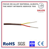 Тип изолированный кэптоном e кабель термопары