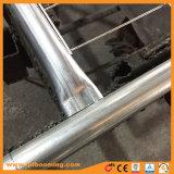 Malha de Arame de aço personalizado empurrador temporária