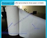 Papel de tecido e linha de produção de papel higiênico de alta qualidade para flores