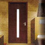 Lado de alta qualidade porta de madeira entalhada