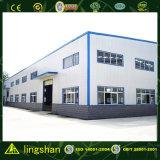 Salón de la función de acero de diseño fábrica de acero prefabricada arrojar