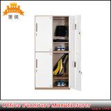 Büro-Schlafsaal-Metall-Kleidungs-Schließfach der Schule-Jas-027 für Großverkauf