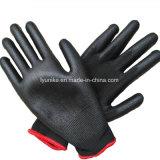 """""""Чистом"""" производстве не оставляющими сборочной линии безопасности работы ESD PU покрытием антистатические перчатки"""
