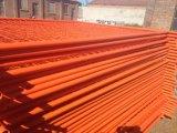 Panneaux de clôture provisoires d'As4687-2007 2.1m*2.5m