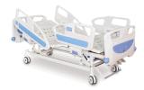Confortável Mobiliário hospitalar 3 Cama de Enfermagem Eléctrico de função