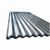 Gewölbtes galvanisierte Stahlzink-Dach-Blatt für Wand