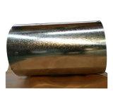 Gi Gi Spangle zéro de la bobine d'acier acier en bobines