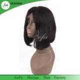 Fabrication de qualité de perruque brésilienne de lacet de Bob de perruque de cheveux humains