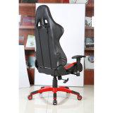 가짜 가죽 회전 조절 스포티 한 디자인 레이싱 사무실 의자 (FS-RC003)
